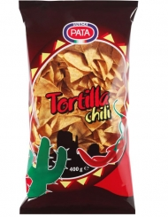 PATA IPER GR.400 TORTILLAS CHILY