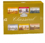 AHMAD TEA PZ.60 TEA SELECTION CLASSICI