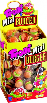TROLLI PZ.100 MINI BURGER