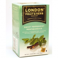 LONDON PZ.20 INFUSI MENTA LIQUIRIZIA